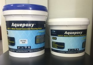 Aquepoxy - Concrete Floor Sealer