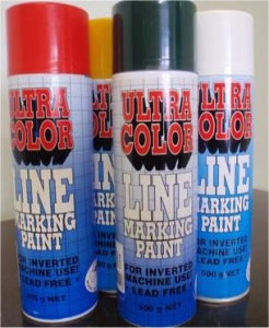 Line Marking Spray Cans